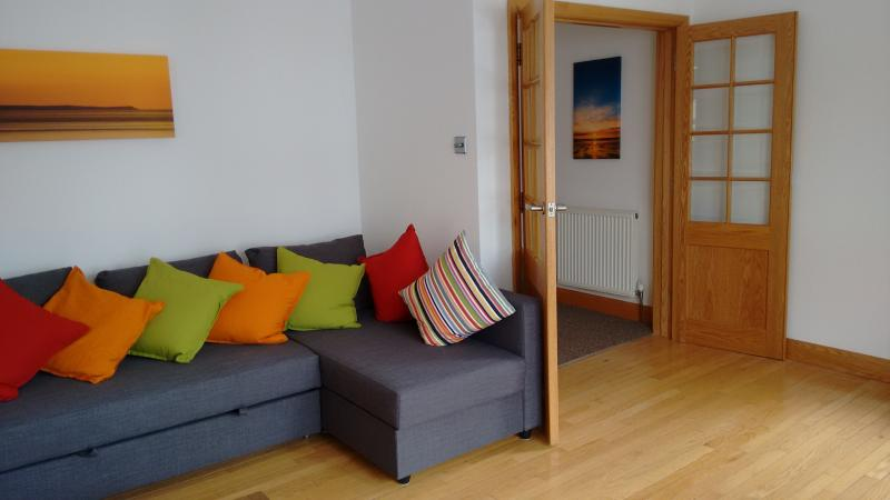 Dudley House, Ferienwohnung in Woolacombe