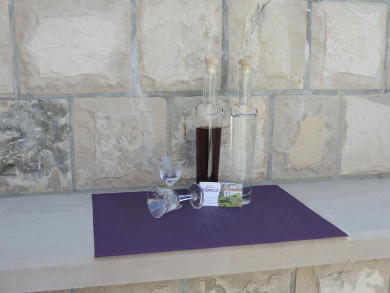 Balcony- welcome drink