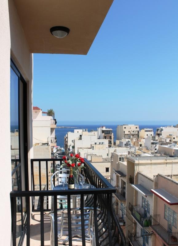 Con vistas al mar balcón lejano frente 200 m
