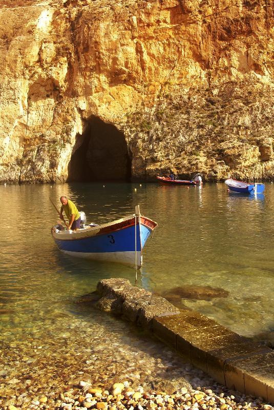 Mar interior - Gozo