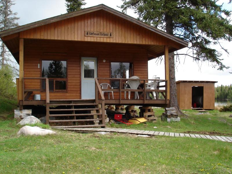Wilderness Air, vakantiewoning in Vermilion Bay