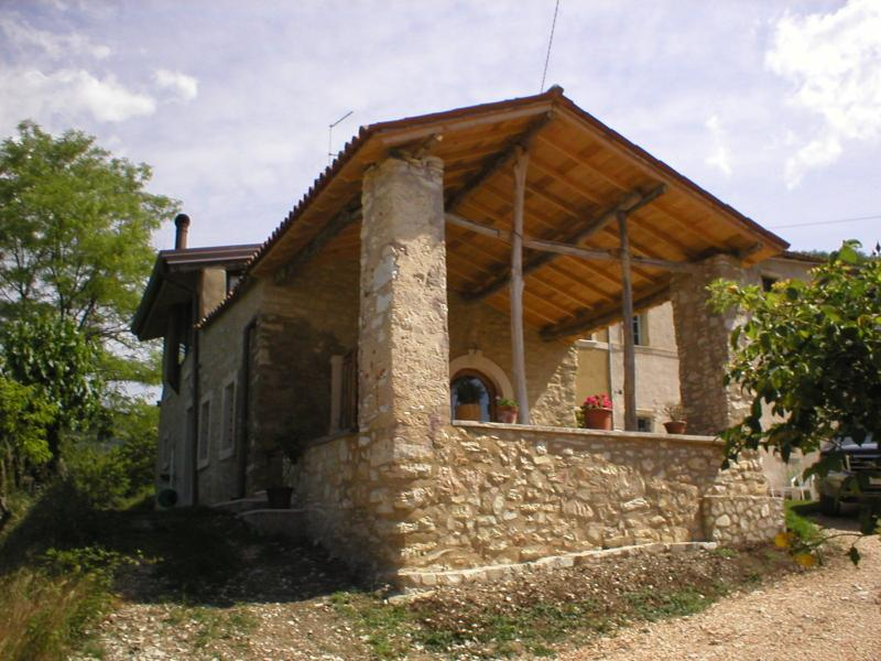 CASA COLORADA, holiday rental in San Pancrazio