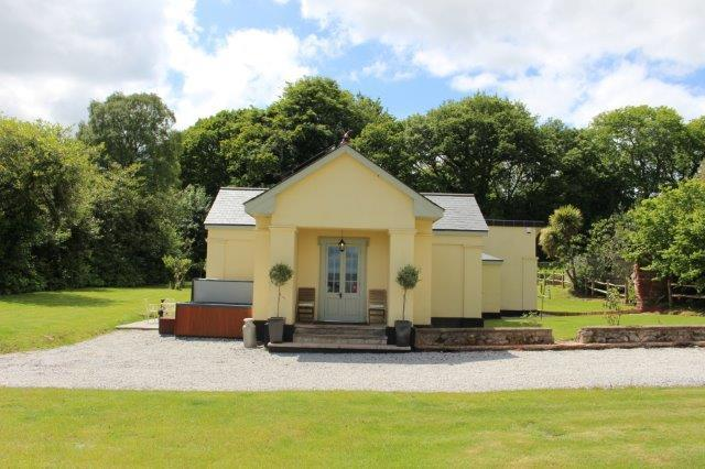 Exeter Lodge, holiday rental in Exeter