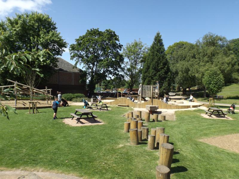 Abbey Park, Evesham