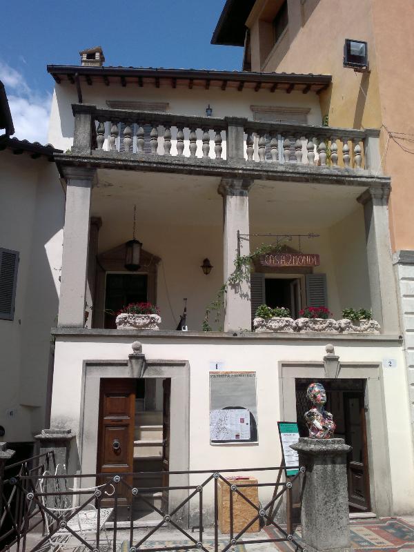 Casa 2 Mondi in Spoleto