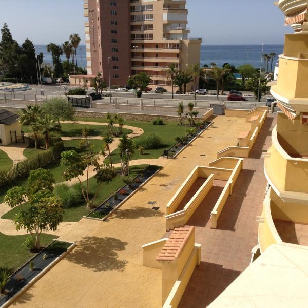 Sea view and garden