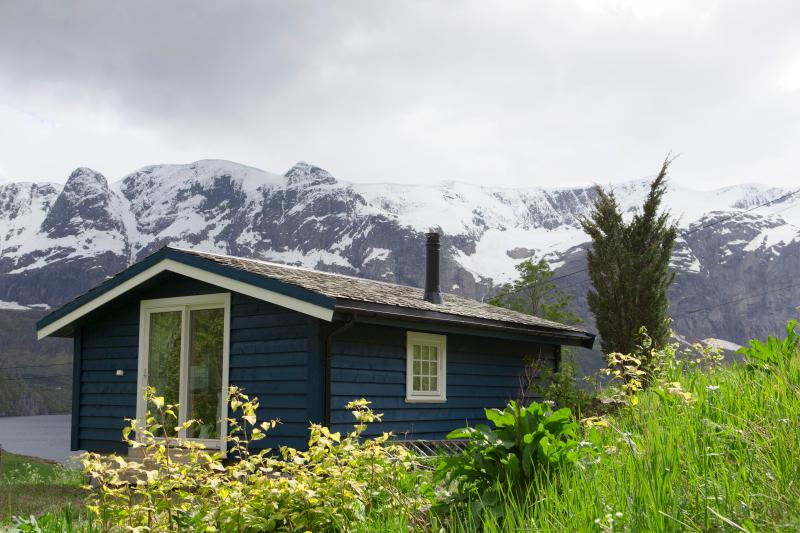 louer appartement Naustdal Municipality cabine confortable