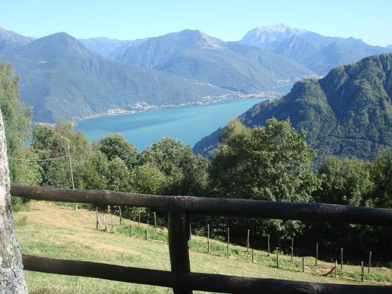 Appartamento 'Palazzolo' Gravedona Lago, holiday rental in Gravedona ed Uniti