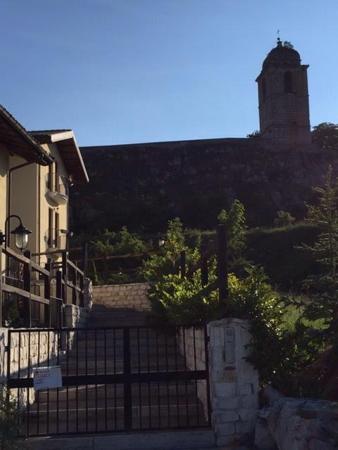 Sotto il campanile, location de vacances à Calascio