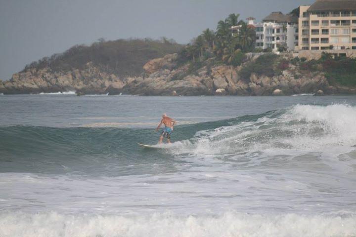 Ocean Front Condo, location de vacances à Puerto Escondido