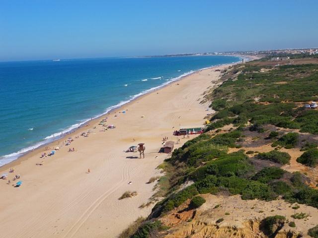 Playa más cercana a la casa (10 min andando)