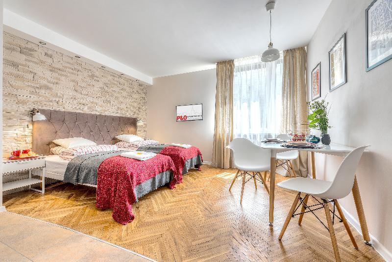 Studio Apartment LIPOWA, location de vacances à Jozefow