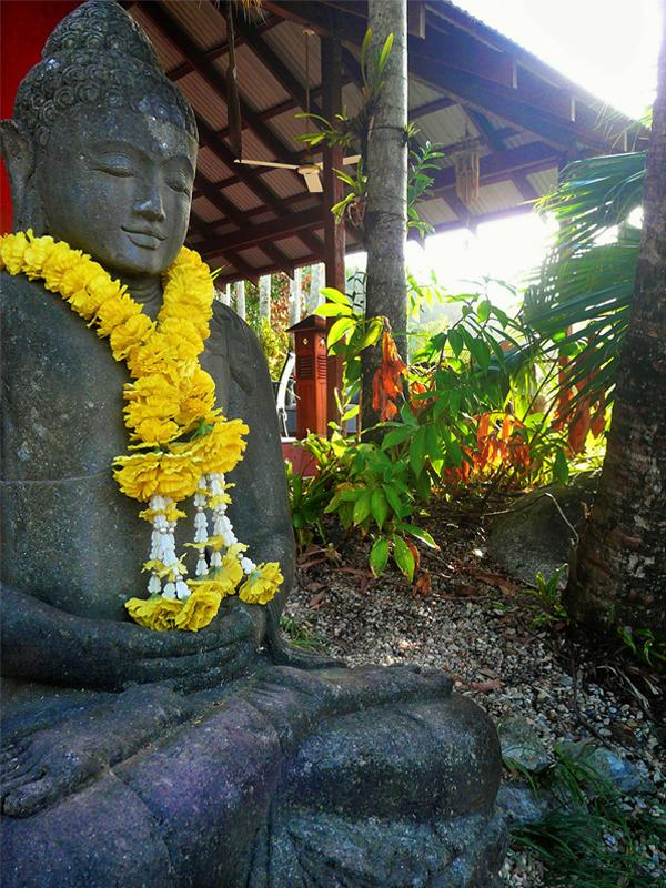 Main Entrance to Mai Tai
