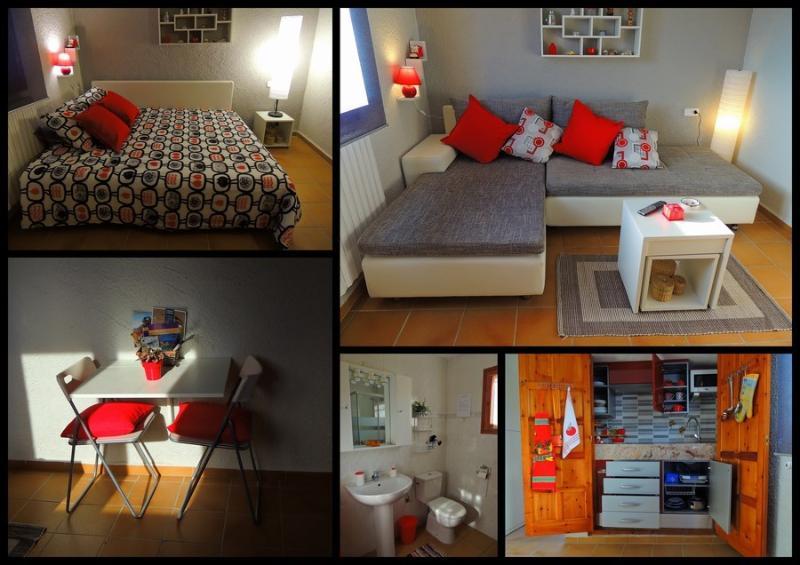 ESTUDIO CON JARDÍN PRIVADO (LOFT), holiday rental in Calonge