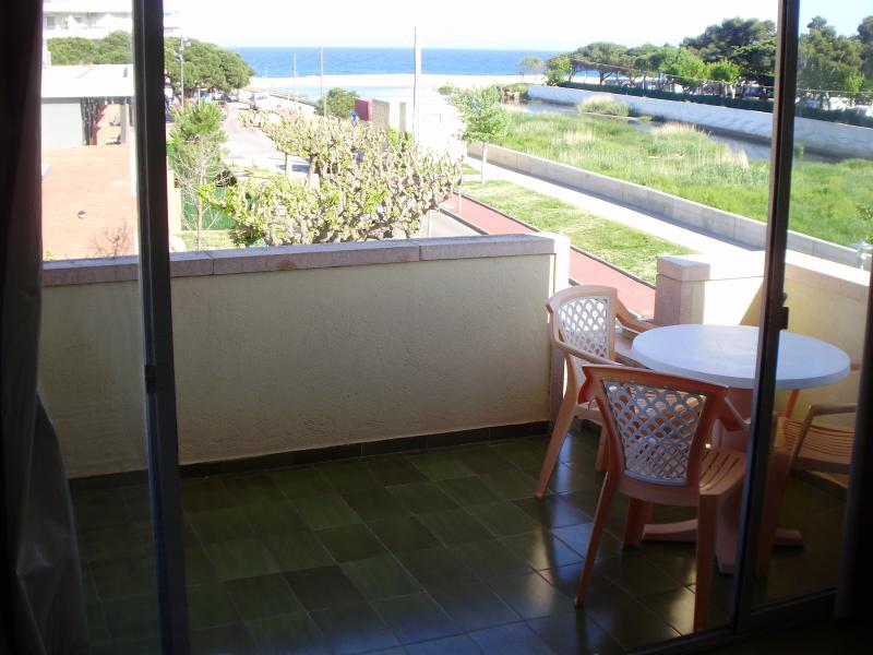 P.D'ARO/DUPLEX/ VISTA A MAR A 150 m. PLAYA (AIR CONDICIONADO OPCIONAL), vacation rental in Platja d'Aro