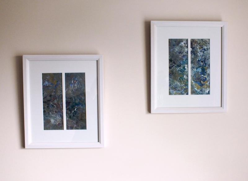 Original artwork by local artist throughout accommodation