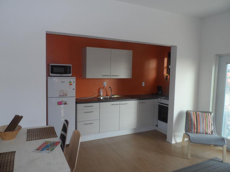livingroom and kitchen  apartement 3