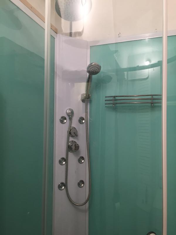 your shower