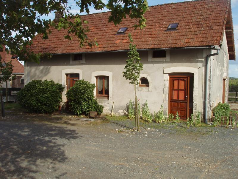 La maison Neuve, location de vacances à Savignac-Lédrier