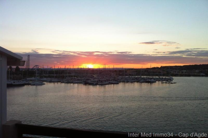 Penthouse Cap d'agde, holiday rental in Cap-d'Agde