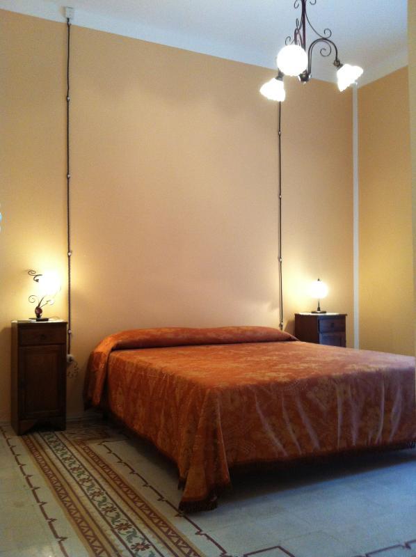 Camera Ambra con Bagno Privato Interno alla camera