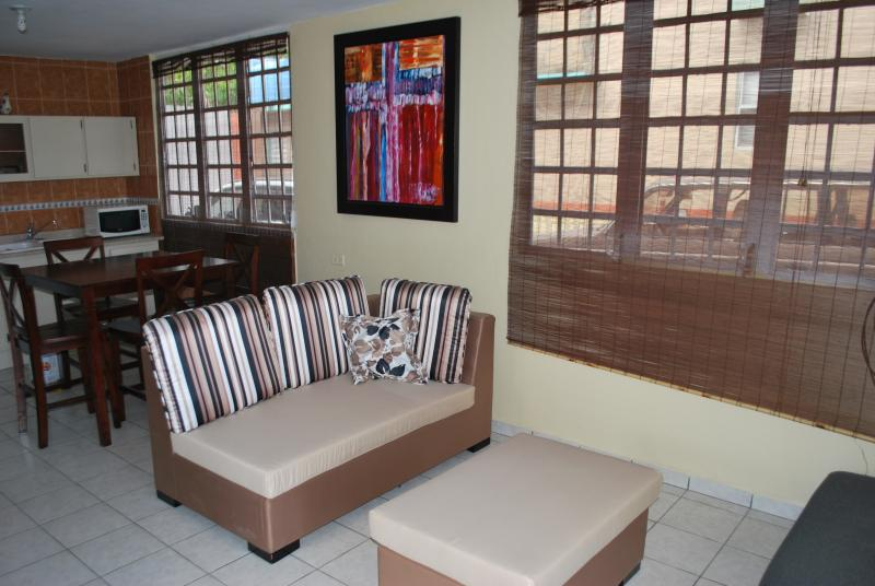 Sol del Atlantico -101- First Floor, holiday rental in Hatillo