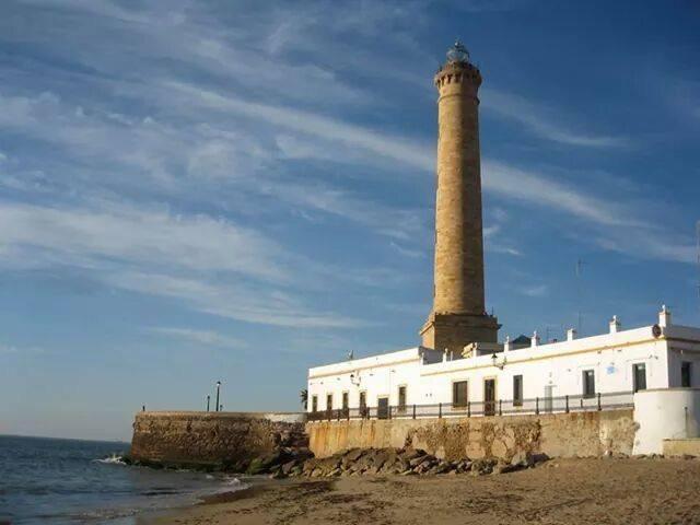El famoso Faro de Chipiona
