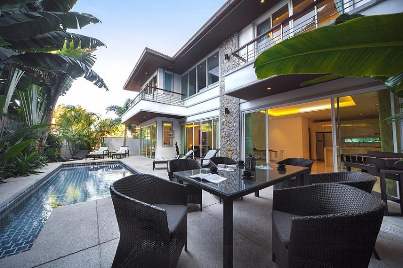 Villa cheloni 3 bed rooms, alquiler de vacaciones en Kamala