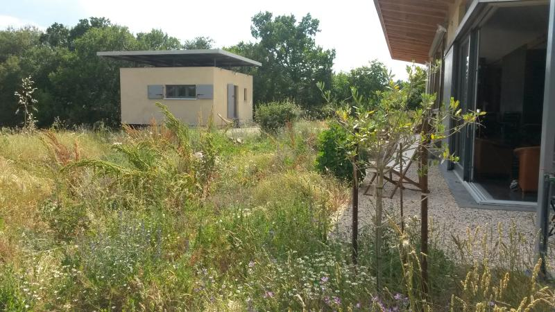 Awardwinning cottage in the Gard (Southern France), alquiler vacacional en Saint-Laurent-La-Vernede