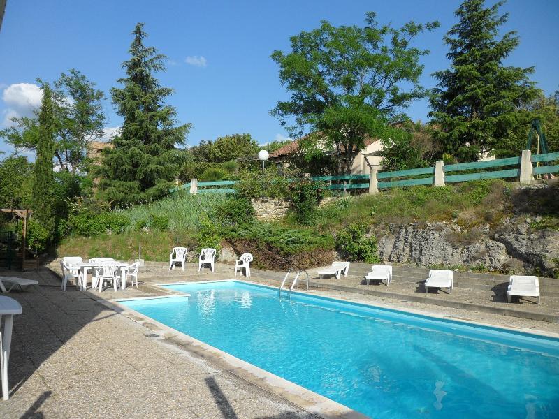 Les Terrasses de l'Ardèche, holiday rental in Vagnas
