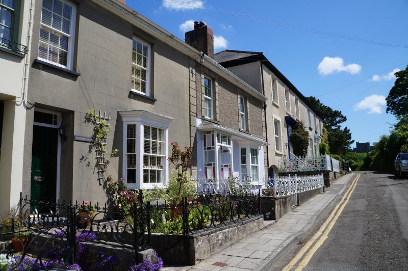 Osbourne House, Ferienwohnung in Carmarthenshire