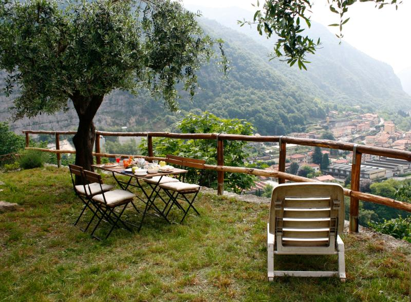 B&B allo Spizzo, holiday rental in Bertigo
