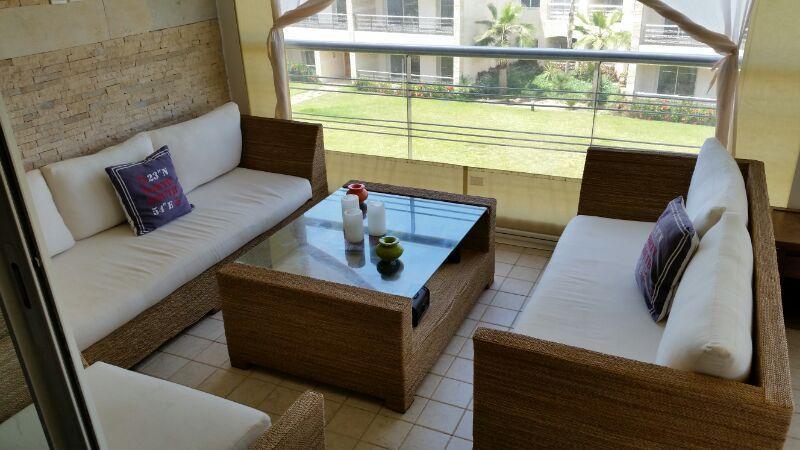 Residence balnéaire Ola Blanca à sidi rahal, holiday rental in Casablanca-Settat