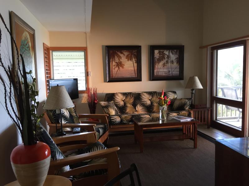 Kailani Suite ,Corner Ocean View Suite at Hana Kai, holiday rental in Hana