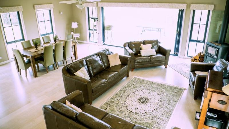 Seven Hills Farm Stay, alquiler de vacaciones en Tallarook