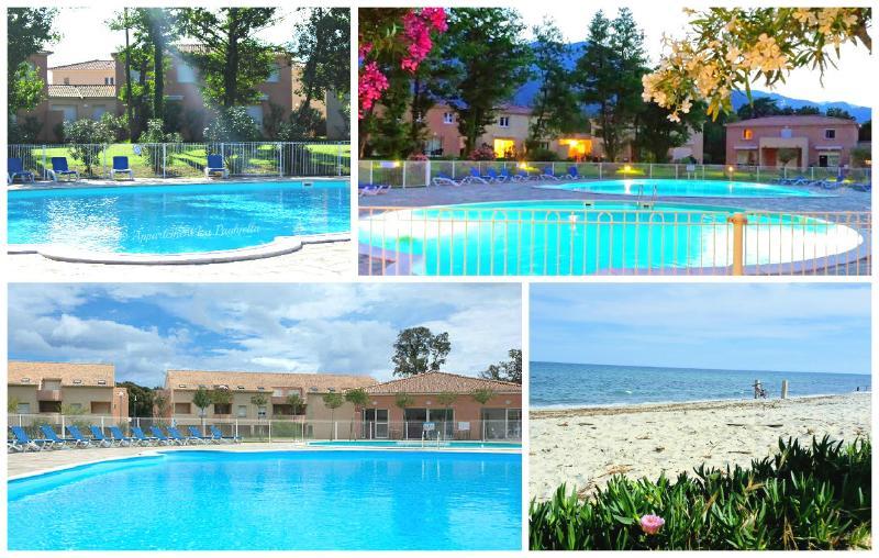Swimming pools, beaches finally vacation!