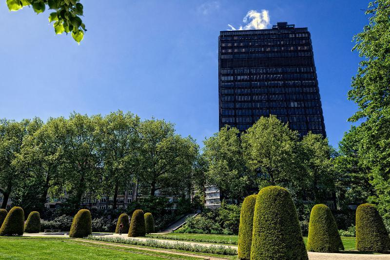 Nearby propety: Jardins de l'Abbaye de la Cambre