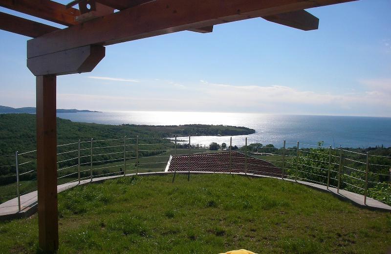ECO art house , Extra beautifull view on the Sea ,, vakantiewoning in Ankaran