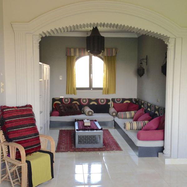 Villa Tutmouss, vacation rental in Nile River Valley
