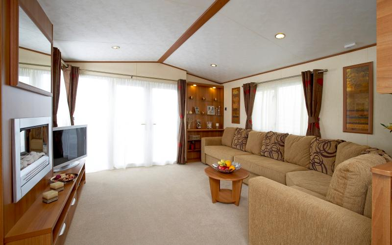 Lounge of quality selfcatering holiday home lake district