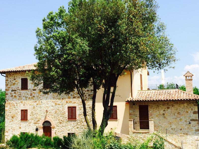 Il Donnarita, splendido casale con piscina 14 pax, holiday rental in Fratta Todina