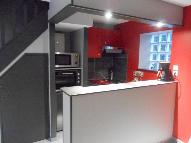 appartement en duplex, alquiler de vacaciones en Sulniac