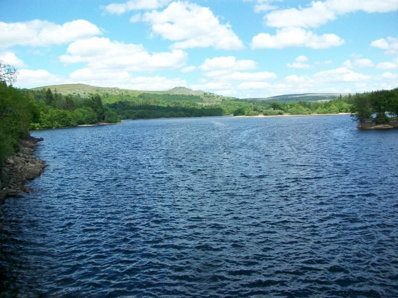 Walk around Burrator Reservoir