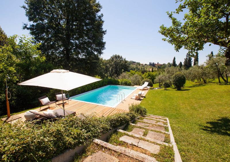 Casa degli Ulivi in Florence, vacation rental in Florence