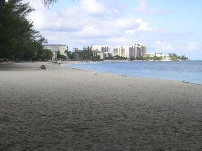 Lovely sandy beach minutes away from unit (Goodmans Bay Beach)