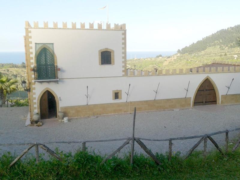 Splendida villa nelle vicinanze di Palermo – semesterbostad i Ficuzza