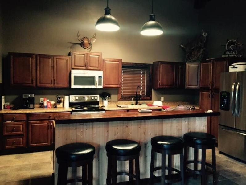 Central Kansas Whitetails, vacation rental in Great Bend