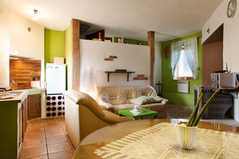 Apartments Banovci - Banovci-Veržej-Ljutomer, holiday rental in Strigova