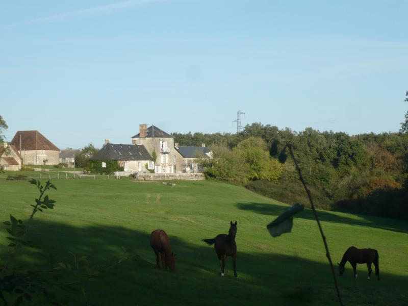 Domaine de Montgenoux, holiday rental in Prissac