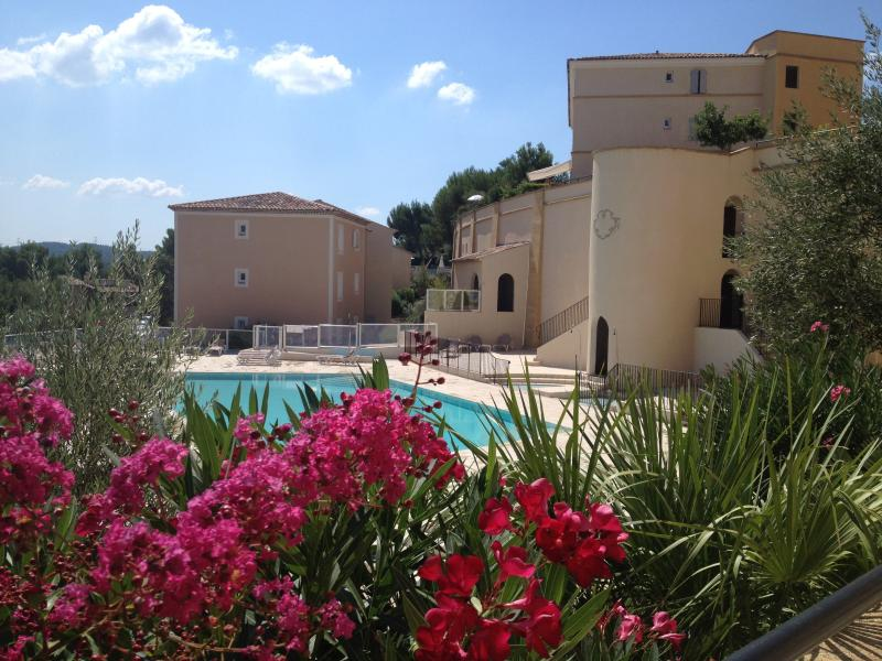 les garrigues, holiday rental in Alleins